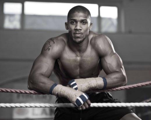 Anthony Joshua Afraid of Fighting Deontay Wilder - Promoter