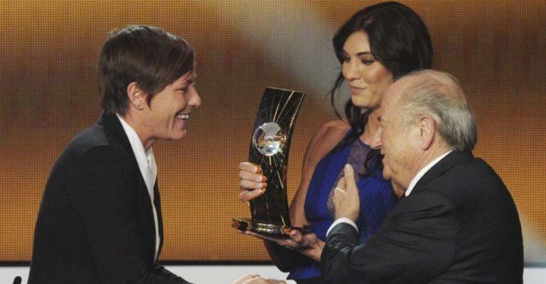 Sepp Blatter Named in New 'Disturbing' Scandal