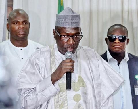 Bode George, Dokpesi, Agbaje & Others: PDP National Chairmanship Aspirants Sign Peace Accord