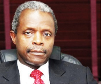Buhari Made Me to Take Salary Cut - Osinbajo