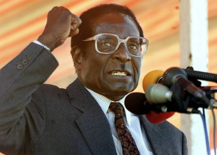 Opposition Party in South Africa Rejects Asylum for Mugabe