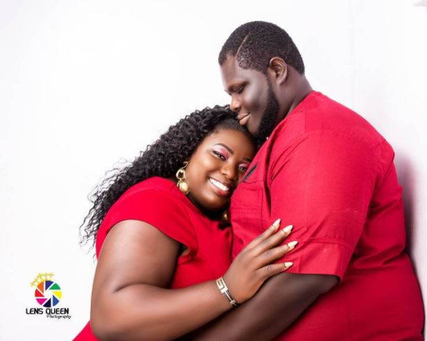 Pre-Wedding Photos Of Plus-Sized Nigerian Couple Melt Internet