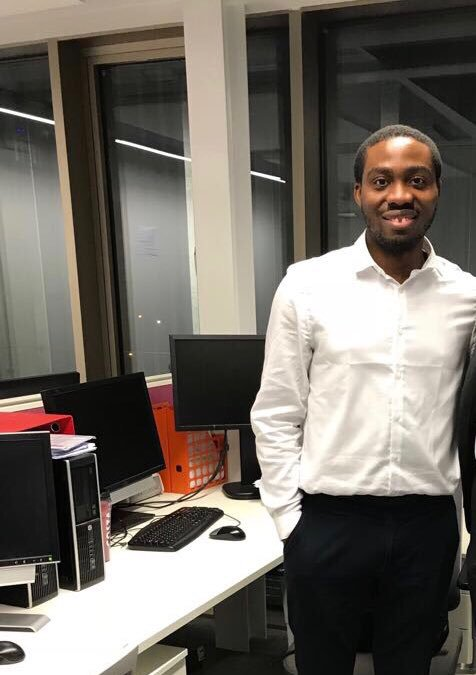 See the 24-year-old Nigerian PhD Holder Who Has Become The Youngest Lecturer At a UK University