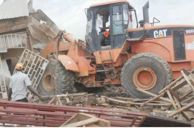 See the Satellite Towns and Other Settlements Areas to Be Demolished in Abuja