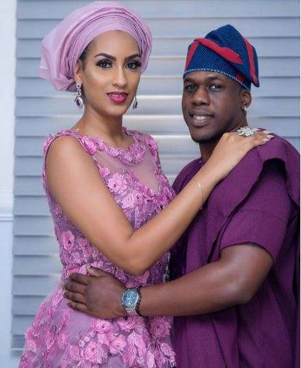 Actress Juliet Ibrahim and Lover, Iceberg Slim Address 'Secret Marriage' Reports