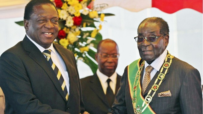 I want to Die in Zimbabwe and Not in Exile - Mugabe Begs