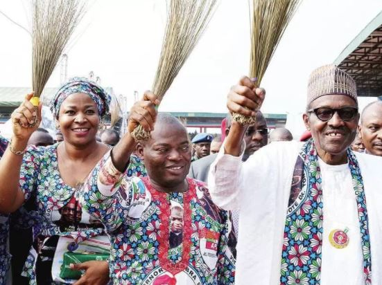 Anambra Election: The Untold Story of Buhari's Big Victory Amid APC's Loss