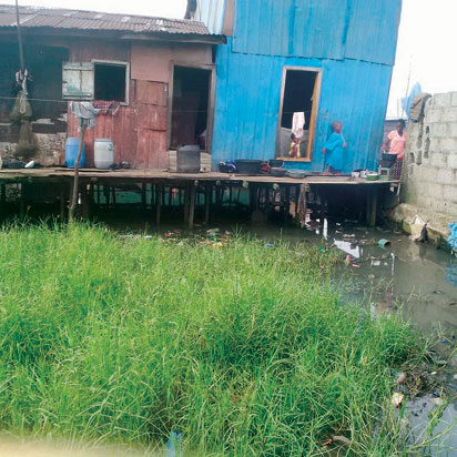 Inside Sogunro - The Lagos Community Where Pregnant Women Die Giving Birth