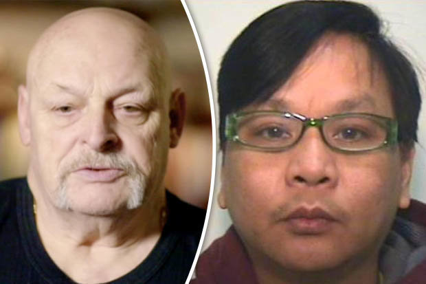 Old Man Reveals How He Escaped From a Nurse Who Tried to Kill Him