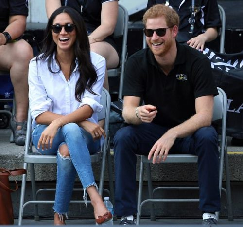 Meghan Markle: Untold story of Prince Harry's bride Elegant Lady
