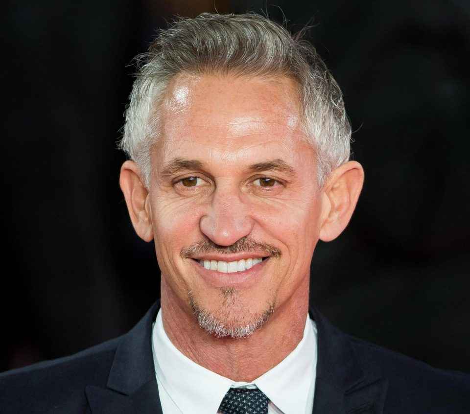 Five Things To Know About Lineker, The 2018 World Cup Draw ...