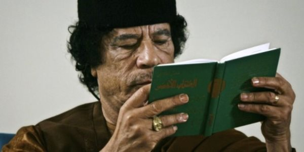 Gaddafi is Back to Life, as Libya Slides