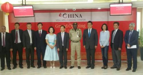Visa Procurement for Nigerians Now Easy as China Opens Visa Application Centre in Lagos