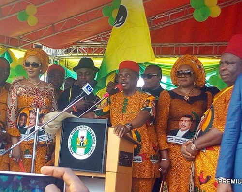 Anambra State to Finally Get a New Airport, as Gov. Obiano Launches Re-election Campaign