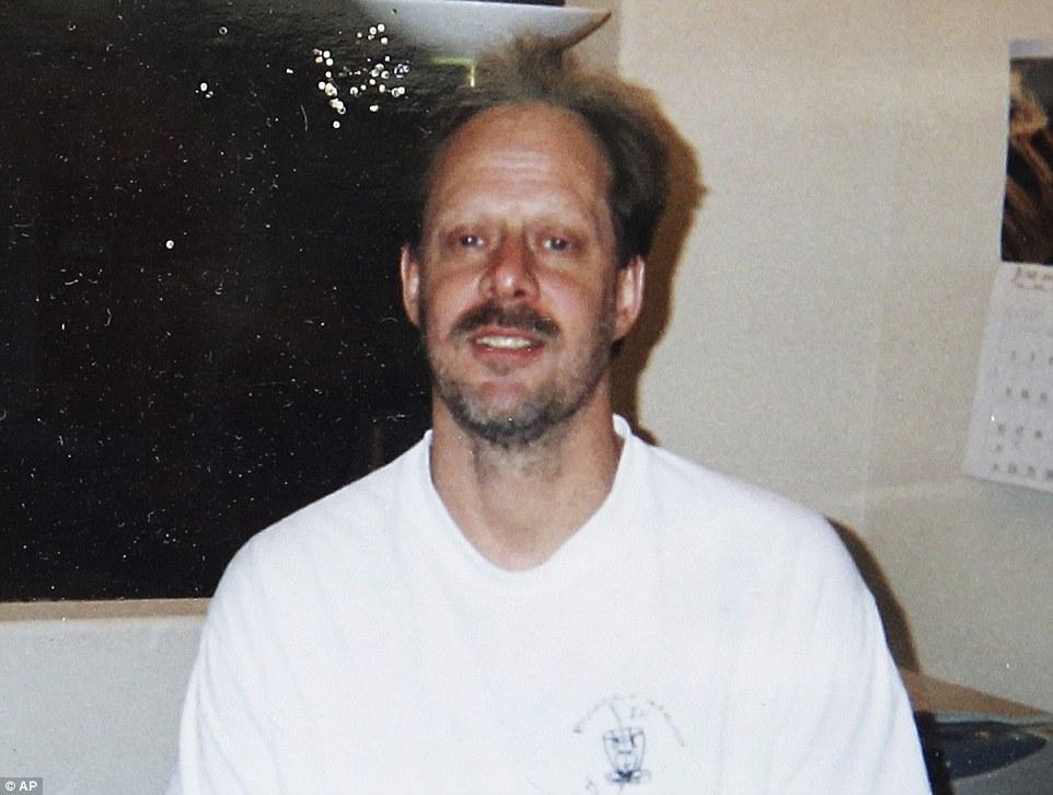 Photos Show Body of 64-year-old Stephen Paddock Who Shot Dead 59 People at a Music Concert in Las Vegas