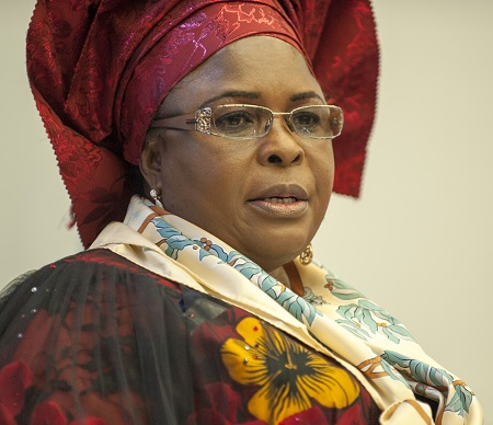 Patience Jonathan Files N2billion Suit Against EFCC