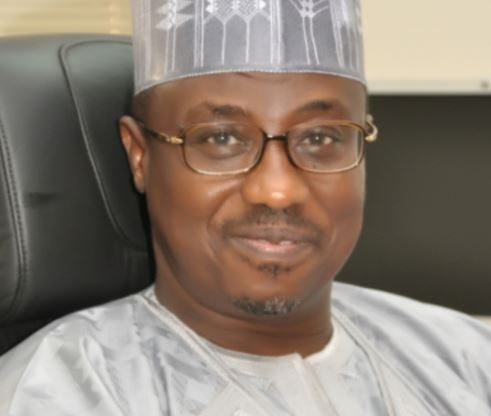 NNPC Boss, Baru Sighted Inside Aso Rock
