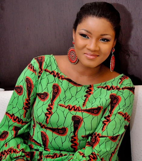 "Lost Father at 12 & Started Working at 15: Nollywood Actress, Omotola Jalade Shares Her Story on ""Girl Child Day"""