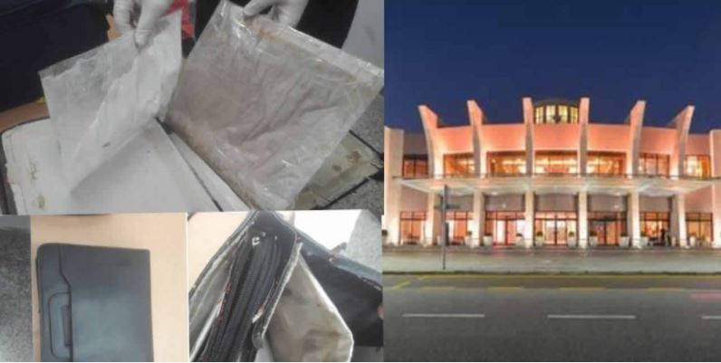 How Nigerian Man Was Nabbed With Cocaine and Heroin At Malta Airport