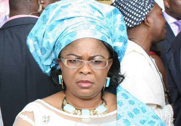 Let My Mum Rest in Peace - Patience Jonathan Begs EFCC Over N2.1 Billion Scandal