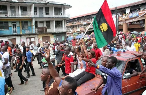 IPOB to Change Its Name After Proscription as Terrorist Group? Here's What the Kanu-led Group is Saying