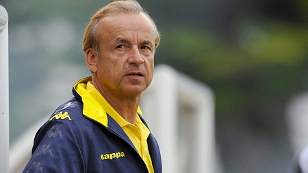 Gernot Rohr Reveals the Secret of Super Eagles' Success in New Explosive Interview