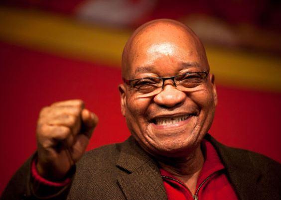 President Zuma Speaks on His Giant Statue Built by Okorocha