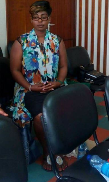 ★ Kenyan Female Lawmaker Kicked Out of The Assembly Over 'Indecent Dressing' (Photos)