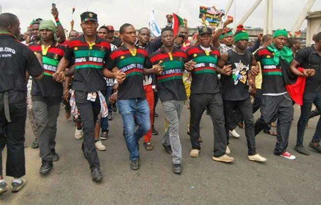 IPOB Declares Curfew in Anambra, Orders Members To Boycott Election in November