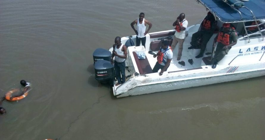 Identity of Man Who Jumped Into Lagos Lagoon Revealed