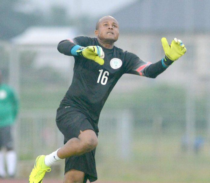 Super Eagles Goalkeeper, Ikechukwu Ezenwa Declares Self Clubless