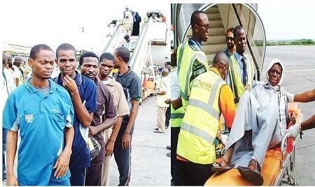 580 Nigerians to Return from Libya this Week