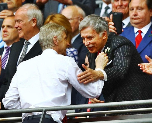 I will Never Sell Arsenal, Sack Wenger - Arsenal Owner Tells Dangote, Others Ahead of AST Meeting