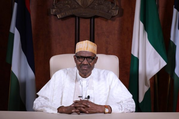 Dambazau Goes Missing as Buhari Presides Over FEC Meeting in Aso Rock