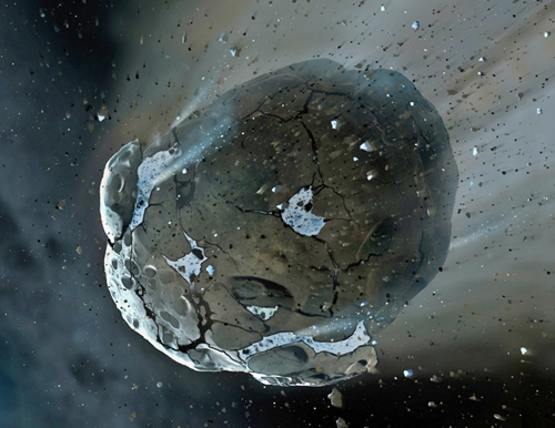A Colossal Asteroid will Cruise by Earth Today, and You'll Actually be Able to See It