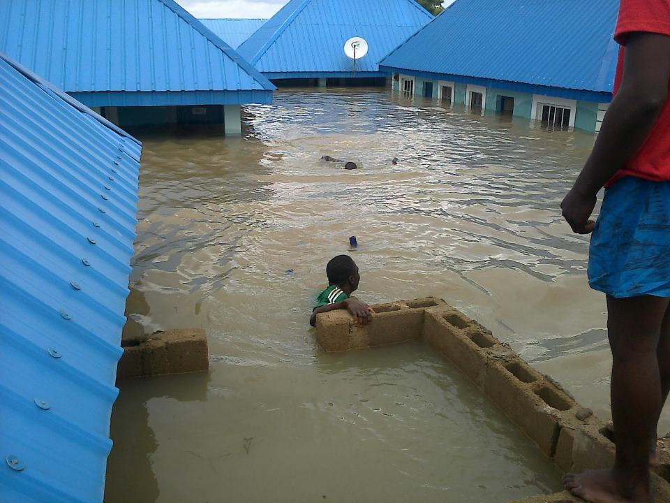 Heartbreaking: How I Lost All That I Laboured for to Raging Flood After 72-Hour Rain in Makurdi - Widow Reveals