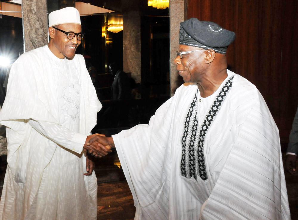 Obasanjo Gives Verdict on Buhari's Administration So Far