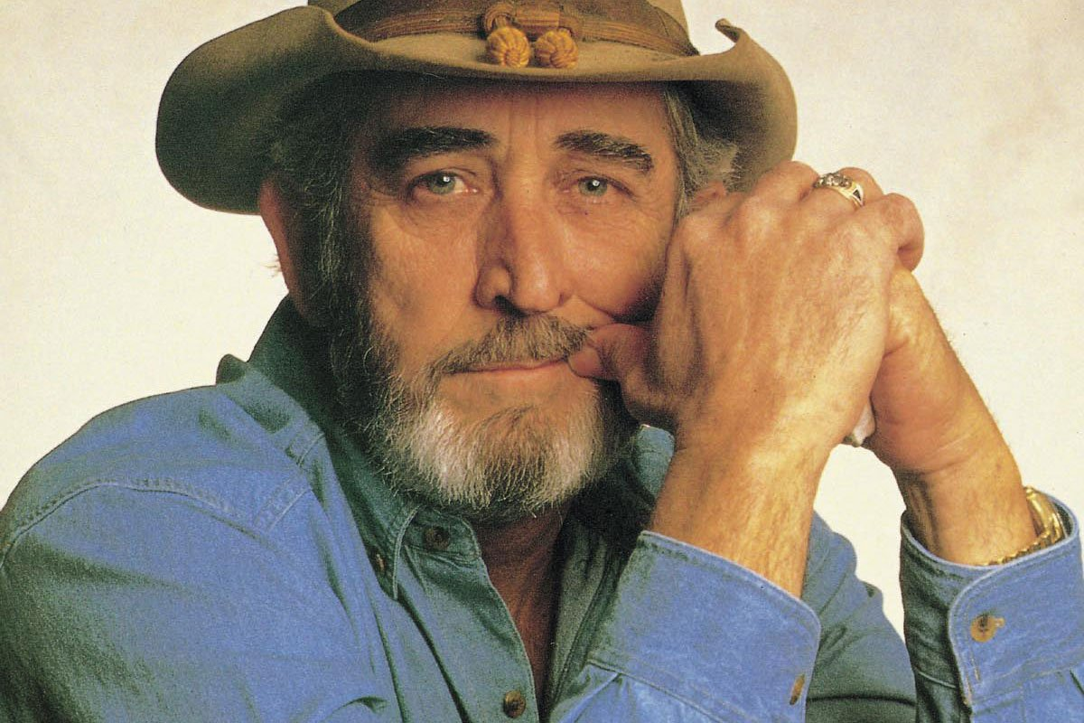 Legendary Country Music Singer Don Williams Is Dead