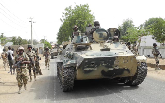 Nigerian Military's Invasion Of Nnamdi Kanu's House Is Foolish