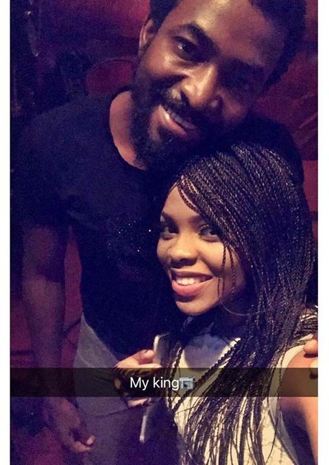Who is chidinma miss kedike dating