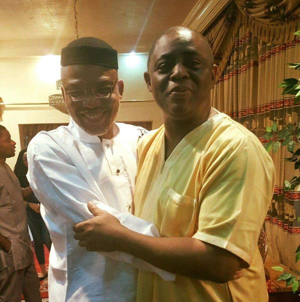 Fani-Kayode Hails Nnamdi Kanu After Soldiers Laid Siege to His House