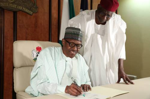 Freshly-Leaked Phone Conversations Indicate Cabal Advised President Buhari To Resign, Proposed Abba Kyari For Vice-President