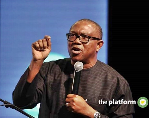 I'll Fight Against Obiano's Re-election with My Blood - Peter Obi Fires Shots Ahead of Anambra Election