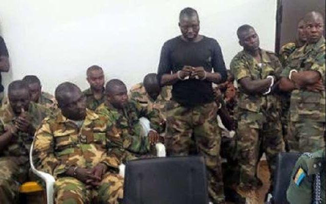 Boko Haram: 54 Convicted Soldiers Seek Presidential Pardon
