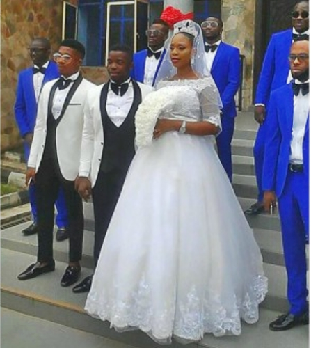 Our 10-months-old Marriage Has Failed - Nigerian Big Boy Whose Lavish Wedding Went Viral