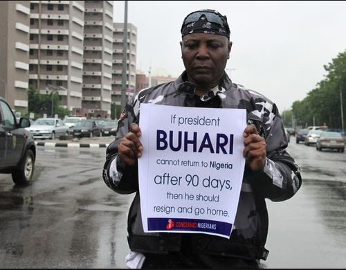 Letter to President Muhammadu Buhari in IPOB - By Charly Boy