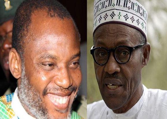 The Unholy Union of President Buhari and 'Hurricane Nnamdi Kanu'