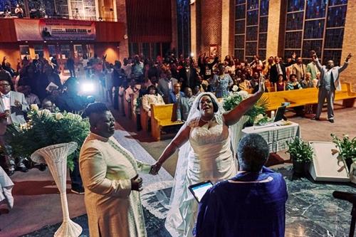 pastor chicago Lesbian 2008