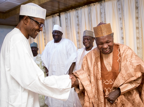Buhari's Enemies are Within the APC - Gov. Masari Reveals