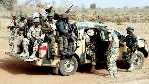 Nigerian Army Gives Latest Update on Operation Python Dance II, Speaks on Nnamdi Kanu, IPOB (Statement)